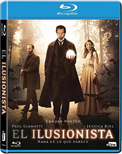 El Ilusionista Blu-Ray [Blu-ray]