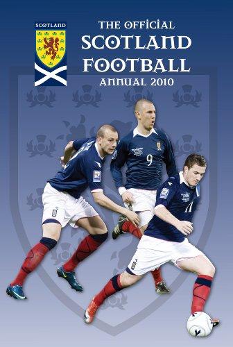 Official Scotland Football Annual 2010 2010