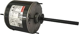 Dayton 1/4 HP Condenser Fan Motor,Permanent Split Capacitor,1075 Nameplate RPM,208-230 Voltage,Frame 48YZ