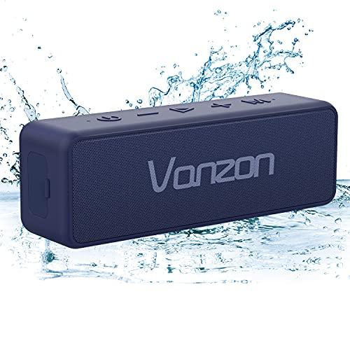 Bluetooth Speaker X5 Pro-Portable Wireless Speaker V5.0 with 20W Loud Stereo Sound, TWS, 24H...