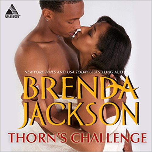Thorn's Challenge audiobook cover art