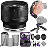 Tamron 35mm f/2.8 Di III OSD M 1:2 Lens for Sony E with Altura Photo Essential Accessory Bundle