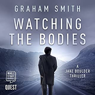 Watching the Bodies                   De :                                                                                                                                 Graham Smith                               Lu par :                                                                                                                                 David McCallion                      Durée : 9 h et 40 min     Pas de notations     Global 0,0