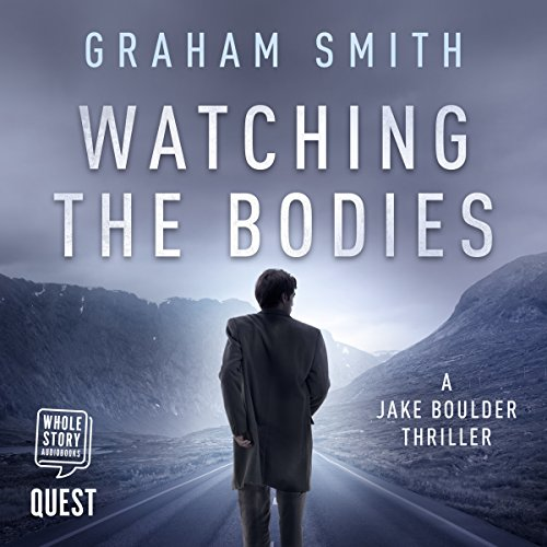 Watching the Bodies audiobook cover art