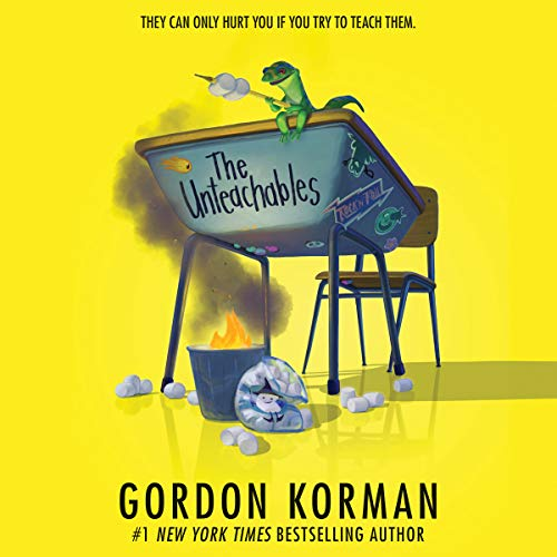 The Unteachables audiobook cover art