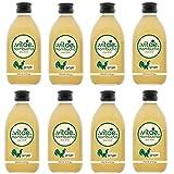 VITAE KOMBUCHA - Kit de 8 botellas Té Kombucha BIO – Envío en frío-Sabor Jengibre –Con Agua Volcánica-Té Kombutxa con Raíces Maceradas - 250 ml