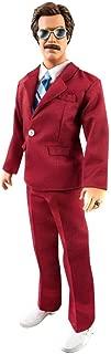 Beeline Creative 10016641 Anchorman Ron Burgundy 13 in. Tall Talking Action Figure
