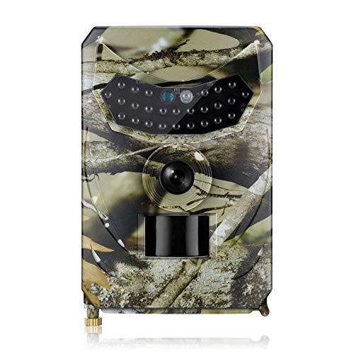 CAMILYIN Cámaras de Caza 12MP 1080P FHD Impermeable,Cazar Vigilancia de la Fauna,Gran...