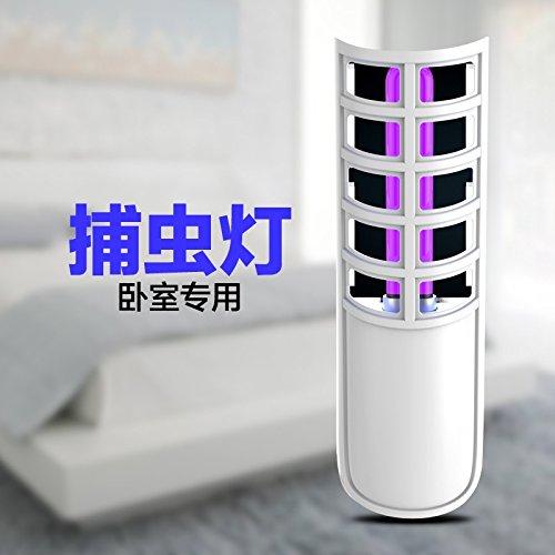 LLZMWD desinfecterende lamp/huis/slaapkamer/elektro/muggenlamp/binnen/insecten/kinder/elektronisch/muggenlamp Zwart