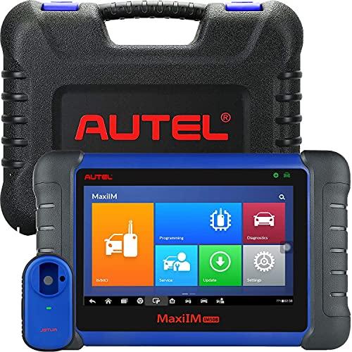 Autel MaxiIM IM508 Strumento Programmatore Chiave Auto Diagnostica OBD2 Scanner [con XP200], Programmazione IMMO Avanzata, Tutta la Diagnostica del Sistema, 25+ Servizio, Oil Reset, SAS, EPB, DPF, BMS