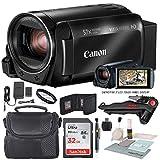 Canon Vixia HF R800 HD Camcorder (Black) Bundle W/ 32GB SD Card, Camcorder