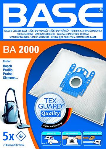 BASE BA2000 Staubsaugerbeutel