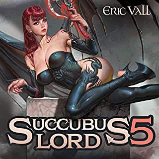 Succubus Lord 5 cover art