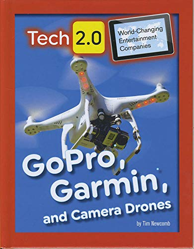 GoPro, Garmin, and Camera Drones