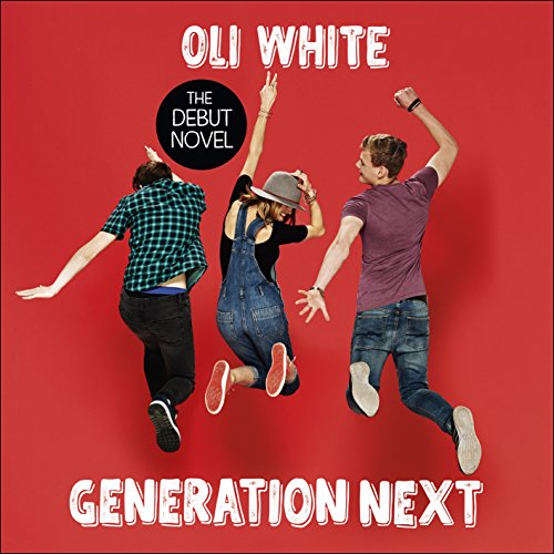 Generation Next audiobook cover art