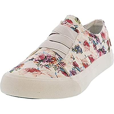 Blowfish Marley Off-White Starbella Print Canvas 8.5 M