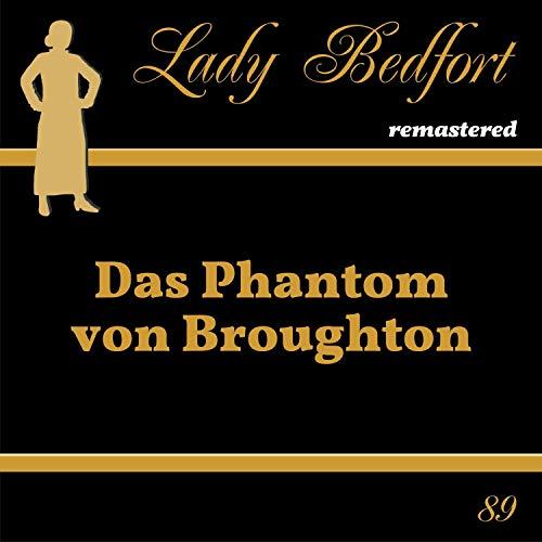 Page de couverture de Das Phantom von Broughton