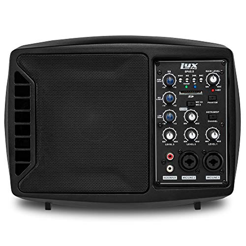 LyxPro SPA-5.5 Small PA Speaker Monitor Class-D