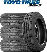 低燃費タイヤ 新品4本セット サイズ:TOYO(トーヨー) SD-7 205/60R16 当商品は、新品低燃費タイヤ 4本セットでの販売です。 【 重要 】1台分お求めの際は、数量を『 1 』で、「カートに入れる」よりお進み下さい。 《参考車種》