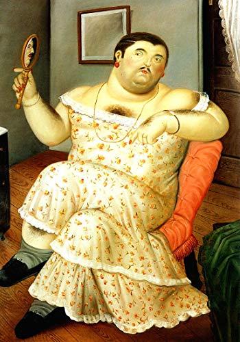 Botero 18 Poster cm 35x50 Affiche Plakat Fine Art Il Negozio di Alex