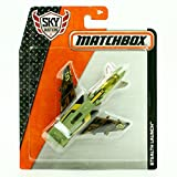 matchbox super convoy - Matchbox STEALTH LAUNCH (Olive Green) MBX SKY BUSTERS 2015 Sky Busters Series Aircraft
