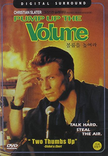 PUMP UP THE VOLUME: ALL REGION IMPORT:CHRISTIAN SLATER