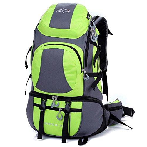 Les nouveaux sacs d'alpinisme sports de plein air de voyage sac à dos hommes et femmes randonnée sac à dos