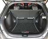 Trunknets Inc- Floor Style Trunk Cargo Net for Honda Civic Hatchback 5 Door 2017 2018 2019 New