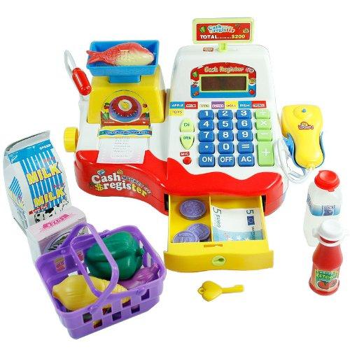 Inside Out Toys Caja registradora de Juguete...