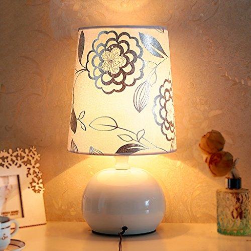 Bonne chose lampe de table Lampe de bureau Lampe de chevet de chambre à coucher Lampe de bureau simple de mode moderne