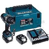 Makita DTW1001RTJ Brushless - Llave de impacto 1050Nm, inserción...