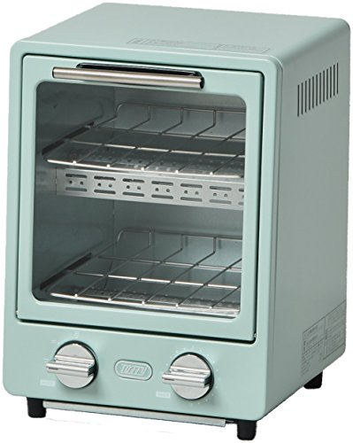 K-TS1-PA(PALE AQUA) Toffy オーブントースター 900W