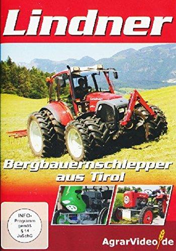 Lindner - Bergbauernschlepper aus Tirol