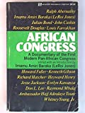 African Congress. A Documentary of the First Modern Pan-American Congress