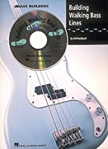 Building Walking Bass Lines by Friedland, Ed Pap/Com Edition (1995)