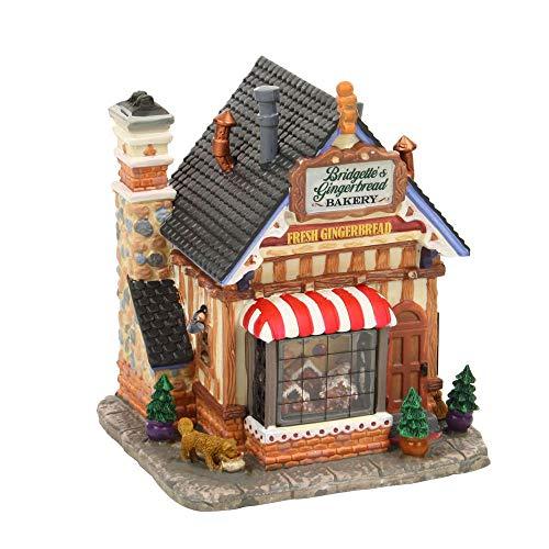 Lemax Village Collection Bridgette's Gingerbread Bakery #15264