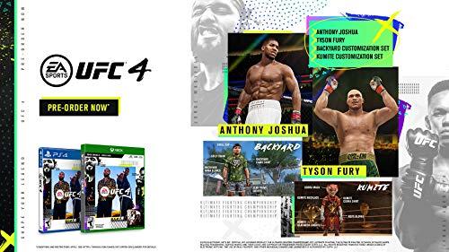 51OPUbfJQYL - EA SPORTS UFC 4 - PlayStation 4