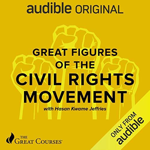 Page de couverture de Great Figures of the Civil Rights Movement