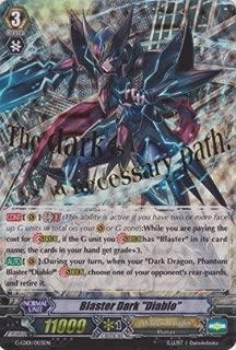 "Cardfight!! Vanguard TCG - Blaster Dark ""Diablo"" (G-LD01/003EN) - G Legend Deck 1: The Dark"