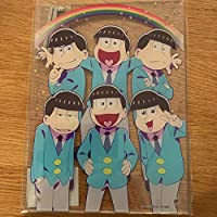 おそ松さん アクリルボード イラストVer