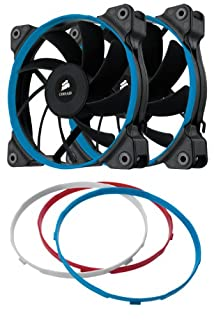Corsair CO-9050002-WW Air Series AF120 Quiet Edition 120mm Low Noise High Airflow Fan Dual Pack (B007RESG7G) | Amazon price tracker / tracking, Amazon price history charts, Amazon price watches, Amazon price drop alerts