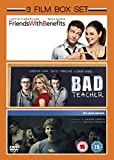 friends with benefits/bad teacher/the social network [edizione: regno unito] [edizione: regno unito]