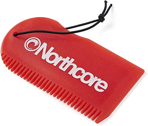 Northcore Surf Wax Comb - Black
