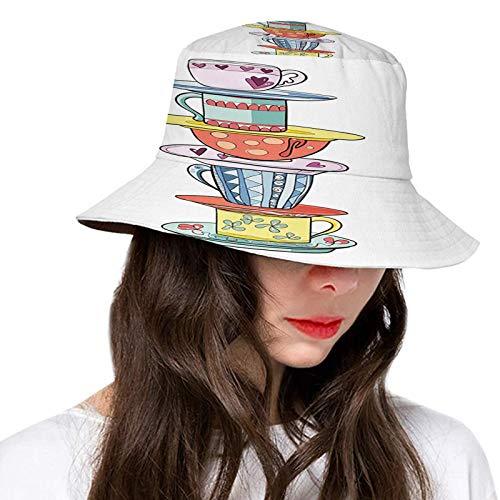 Sombrero de poliéster, estilo oriental étnico con flores y lindos adornos orientales, sombrero de sol para hombres y mujeres