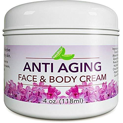 Anti Aging Cream for Face & Neck