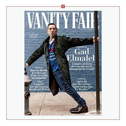 Vanity Fair : novembre 2018 audiobook cover art