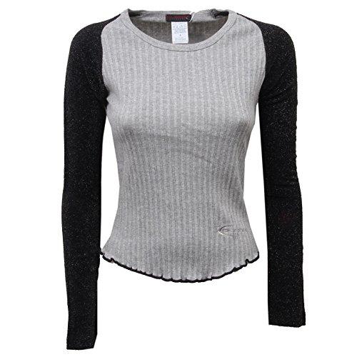 Custo D5868 Maglia Donna ELASTICIZZATA Barcelona Slim FIT t-Shirt Woman [S]