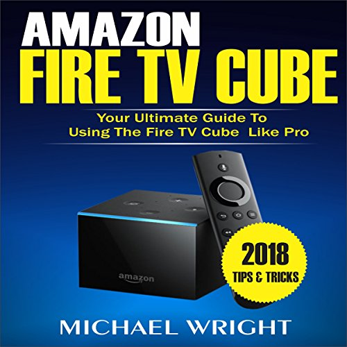 Amazon Fire TV Cube cover art