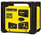 Champion 100148 2000-Watt Stackable Portable Inverter Generator...