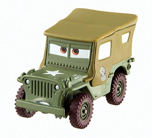Disney Cars Cast 1:55 - Fahrzeugauswahl Sort.1 0 0 Sarge